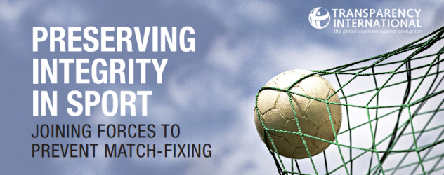 Preserving Intergity in Sport