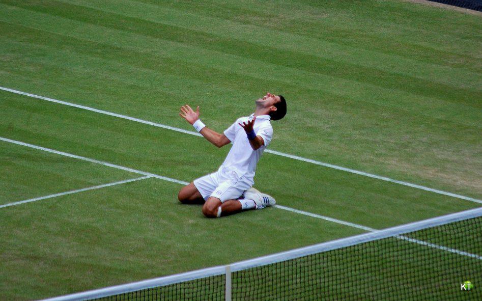 tennis winnen is verliezen