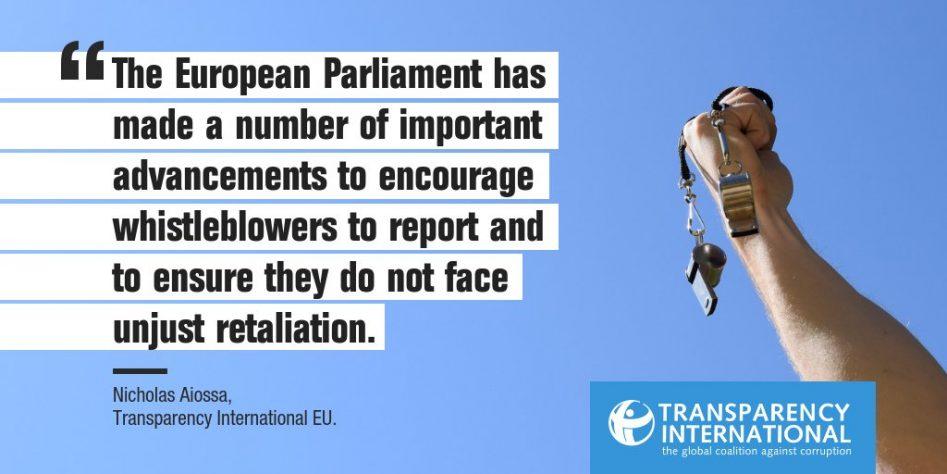EU-klokkenluidersrichtlijn
