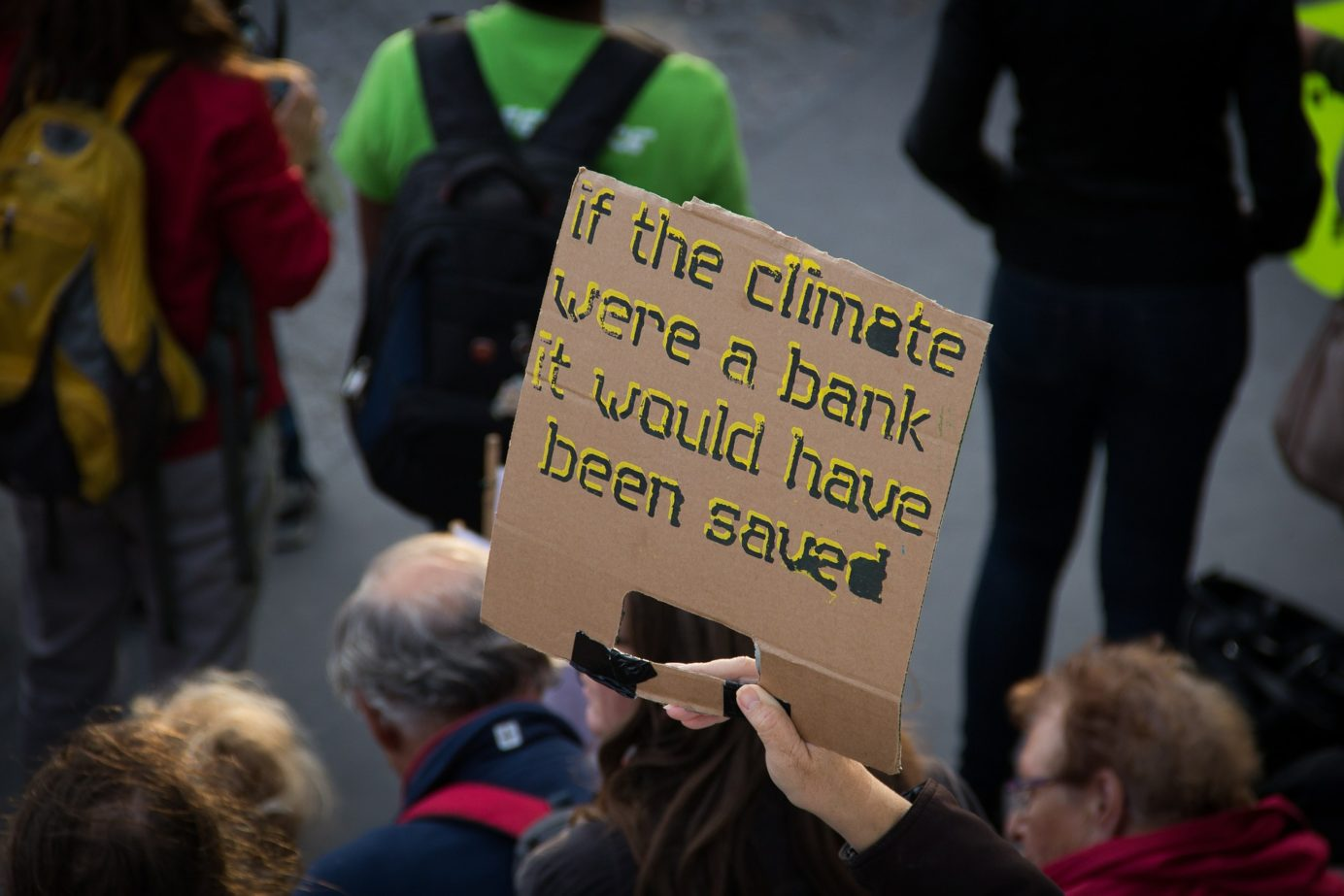 klimaatcrisis